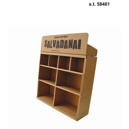 espositore da banco Salvadanai