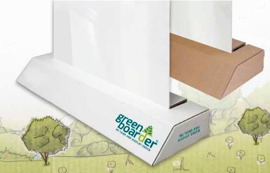 Greenboarder cartone riciclabile
