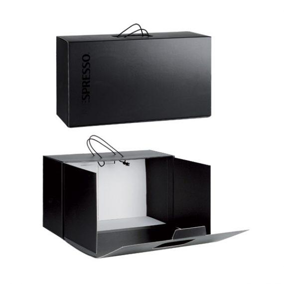 scatole accoppiate Nespresso
