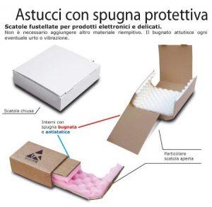 scatole fustellate per prodotti elettronici