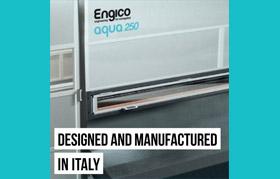stampa digitale - Engico Aqua 250