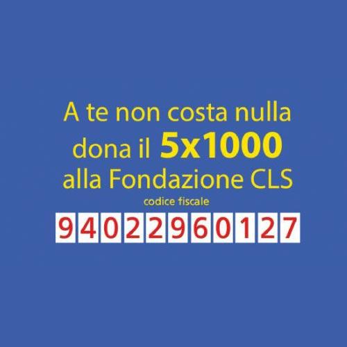 Fondazione CLS 5x1000