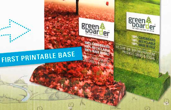 roll up ecologico Greenboader