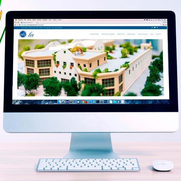 CLS LA - nuovo sito responsive